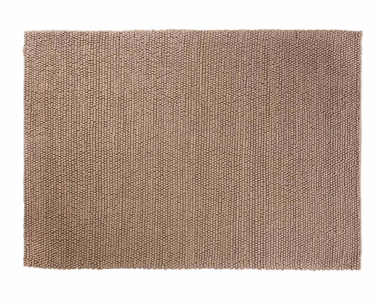 camel colour woollen carpet