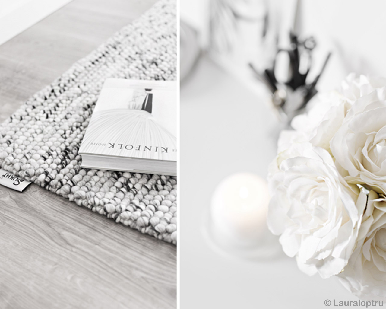 book and white rose made in india modern felt small rugs